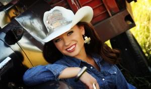 Miss Rodeo South Dakota; Kristina Maddocks